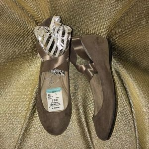 Jessica Simpson Mandayss ballet flats NEW WITH TAG